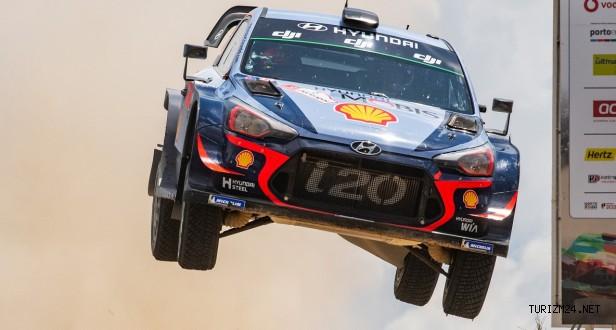 2018 Dünya Ralli Şampiyonası (WRC) Marmaris'te