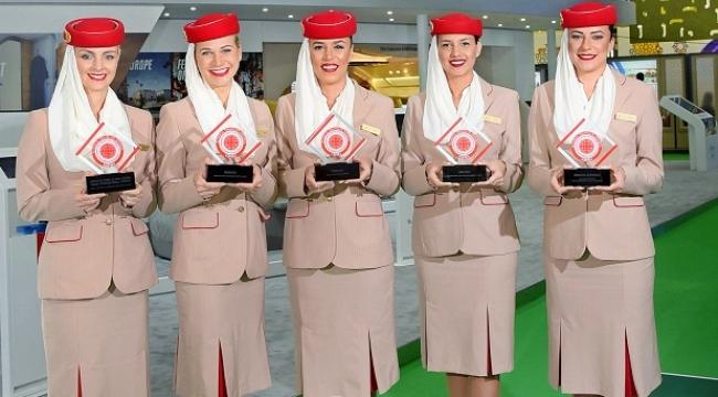 Emirates Havayolu Ödüle Doymuyor