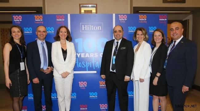Hilton Liderlik Ekibi Kariyer Danışmanlığı Sunuyor