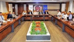 GAP bölgesi kalkınma ajanslarından turizm temalı iş birliği toplantısı