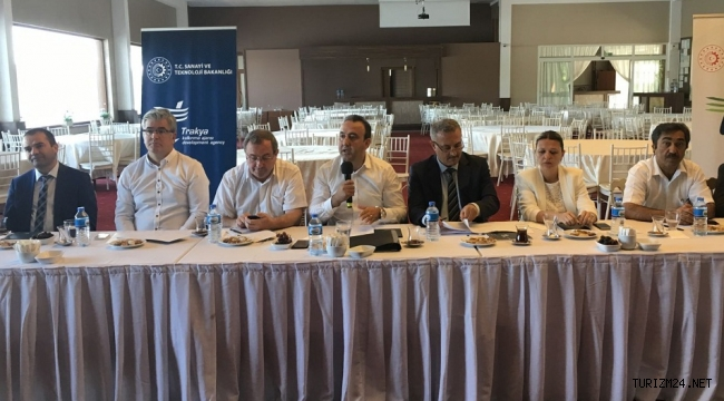 Trakya Sağlık Turizmi İstişare Toplantısı Düzenlendi