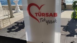 TÜRSAB'DA TEK YÜREK HAREKETİ STARTI VERDİ