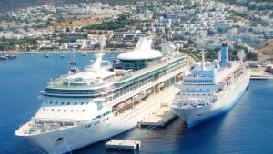 Yeşil Liman sertifikalı kruvaziyer limanları sadece Kuşadası ve Bodrum oldu