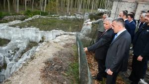 Demirköy Sultan Fatih Dökümhanesi Turizme Kazandırılacak