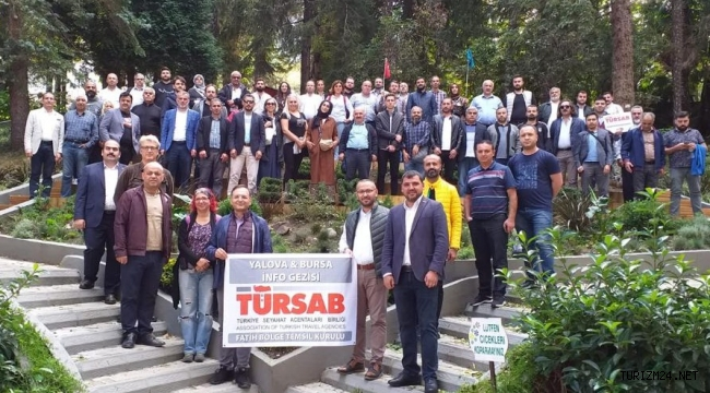 TÜRSAB Bursa İnfo Gerçekleştirildi