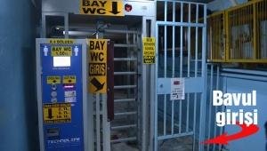 Esenler Otogarda 25 yıldır yapılamayan yapıldı ! Artık wc ler ücretsiz !