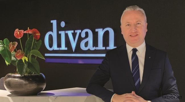 Divan Oteller Grubu Satış Direktörlüğüne Yeni İsim