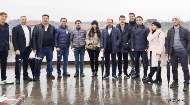 Uzakdoğu Asya ve Güney Amerikalı tur operatörlerine