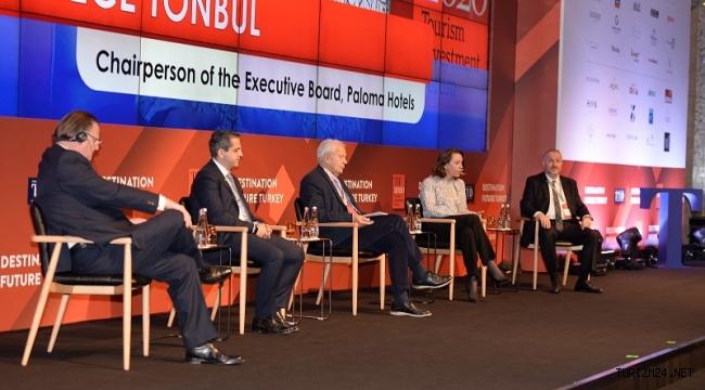 Turizm Yatırımları Forumu'nda Gelecek Masaya Yatırıldı