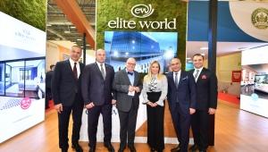 Elite World Hotels, EMITT Fuarı'nda yatırımlarıyla dikkat çekti