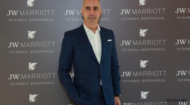 JW Marriott / İstanbul'un ilk JW Marriott oteli Karaköy'de açıldı