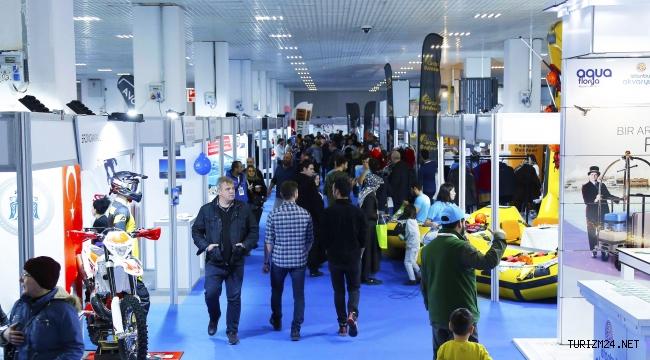 Macera Turizminin Nabzı İstanbul'da Atacak