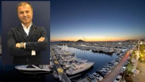 D-Marin Turgutreis'inYeni Marina Müdürü Mehmet Ecmel Çakmak Oldu