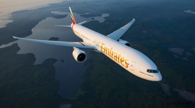 Emirates 6 Şehir İçin Daha Uçuşlarına Devam Ediyor