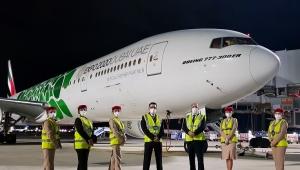 Emirates Beklenen İstanbul Uçuşlarına Yeniden Başladı