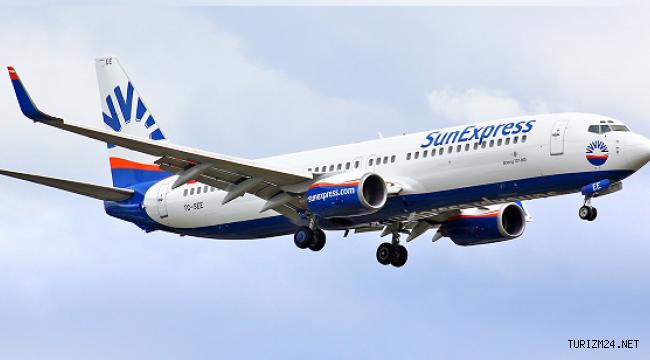 SunExpress yolcuları SunSave ile avantajlı fiyatlarla uçuyor
