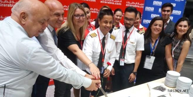 Air Arabia İzmir-Sharjah seferlerine start verdi