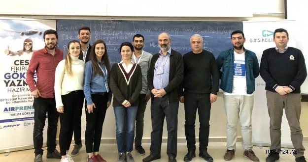 Airpreneurs Programı Trabzon 'daydı