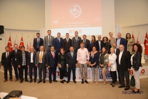 Bursa'nın turizm rotası belirleniyor