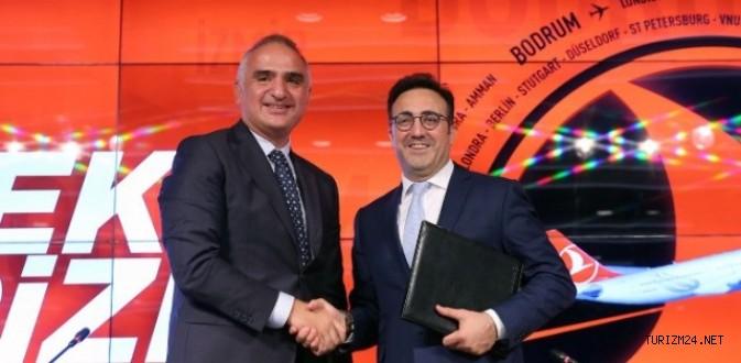 Direkt Turizm Hamlesi Protokolü imzalandı