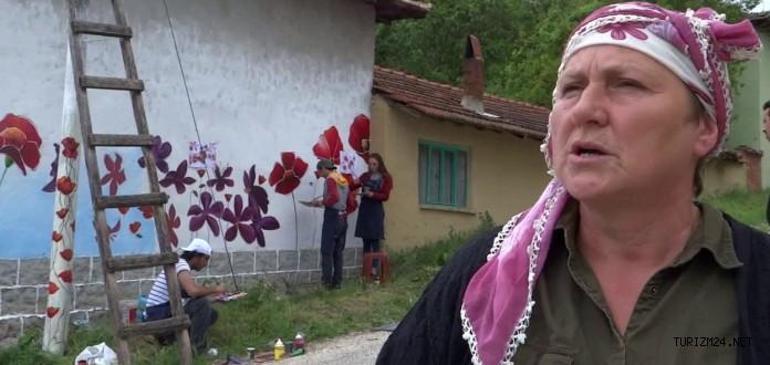 Ekoturizmi Polonya'dan örnek aldı köyünü ekoturizme açtı