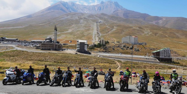Erciyes Moto Fest , turizmde canlılık sağlayacak