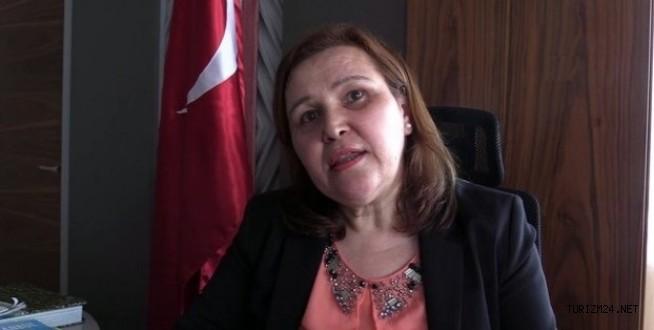 Filiz Karacaağaç : Ziyaretçi %38 arttı