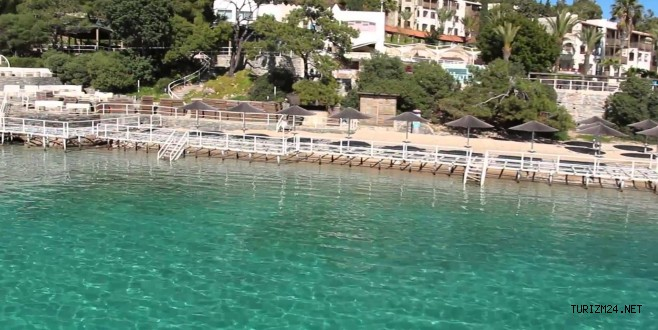 Hapimag Sea Garden Resort Bodrum 'dan örnek ekip çalışması