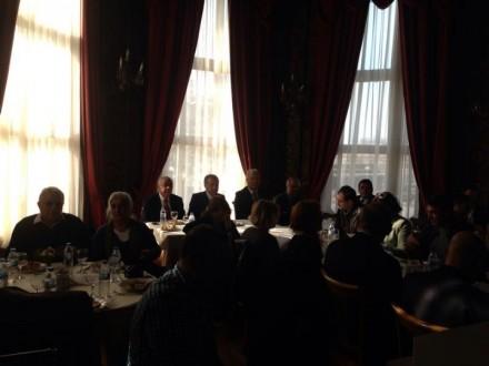 İstanbul Üniversitesi'nin Sosyopark Alanının Açılışı