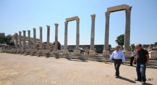 İzmir Büyükşehir Belediyesi'nden turizme bütçe desteği