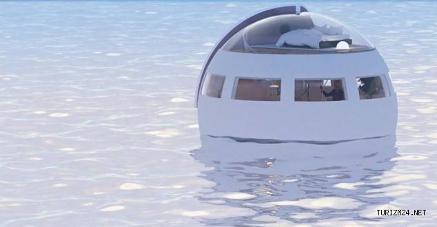 Kapsül otel prototipi Japonyada yapıldı