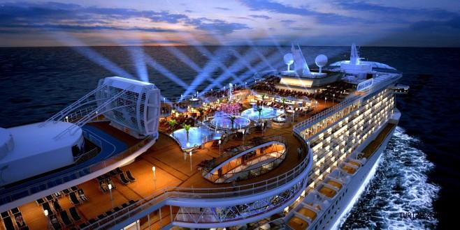Kruvazör turizminde 4,500 misafire nasıl hizmet veriliyor?