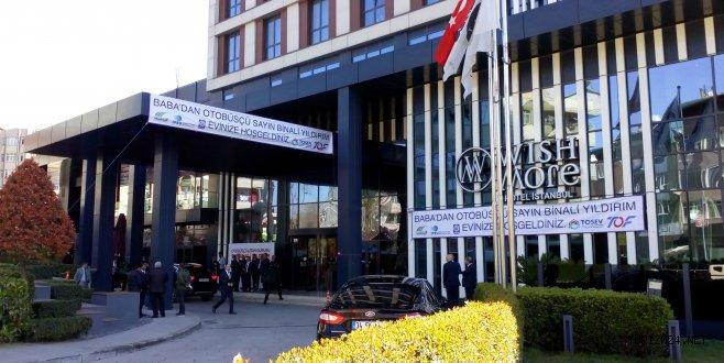 İstanbul Esenler Otogarında vatandaş giriş çıkış ücreti vermeyecek