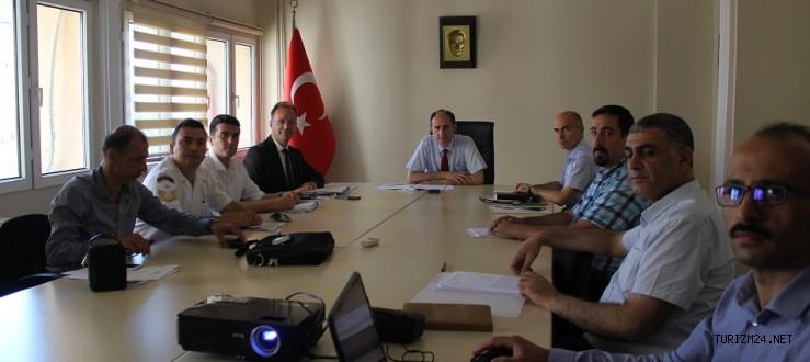Marmaraereğlisi İlçe Sportif Turizm Kurulu toplantısı gerçekleşti