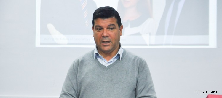 Prof. Dr. Kılıç : AMAÇ DÜNYA İLE REKABET EDEBİLEN MEZUNLAR VERMEK
