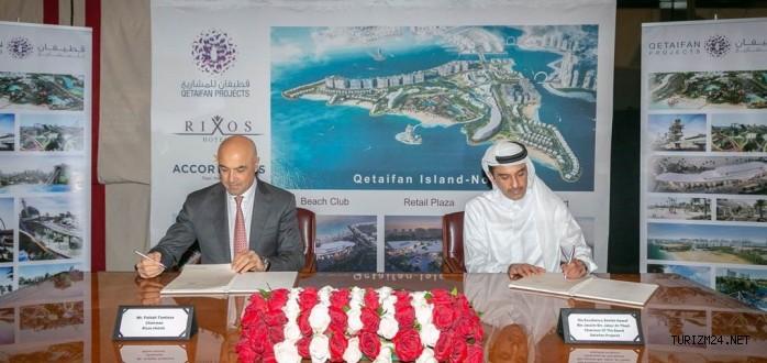 Rixos Hotels'ten Ortadoğu'da Yeni Proje