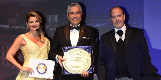 Seven Stars Luxury Hospitality and Lifestyle Awards Türkiye'ye geldi