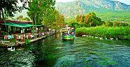 Azmağı Deresi, turizmciyi memnun ediyor