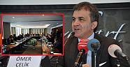 Bakan Ömer Çelik ve Meslek Birlikleri Toplantısı Gerçekleşti...