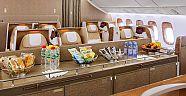 Emiraters Business Class koltuklarıyla gövde gösterisi yaptı