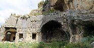 Hatayda Romalılardan kalan tünel turizme kazandırılacak
