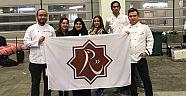 İstanbul Rumeli Üniversitesi festivalden 2 madalya ile döndü