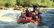 Melen Çayında Rafting Sezonu Açıldı