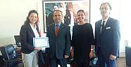 Reha Midilli Foça Turizm Fakültesi profesyonellerle buluştu