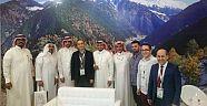Riyad'da Doğu Karadeniz'e yoğun ilgi