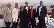 Skal International İstanbul Kulübü'nün Eşli Gecesi Armada Terasta düzenlendi