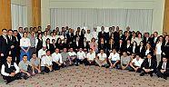 Wyndham Grand İzmir Özdilek 'te gene ödül kutlaması