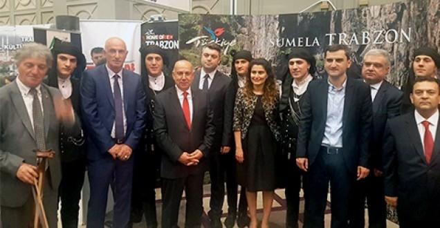 TRABZON TSO, Expo Batumi 2018 Fuarı'nda Tanıtım yaptı